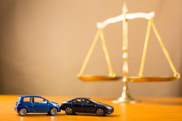 Autounfall, Gerechtigkeit – Foto