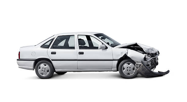 car accident - dent stock pictures, royalty-free photos & images
