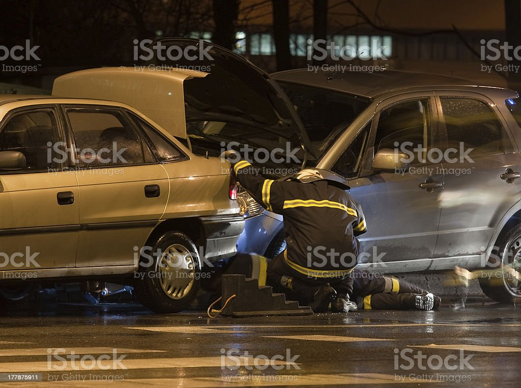 Car accident – Foto