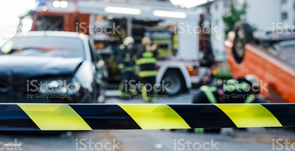 Car Accident Stock Photo - Download Image Now - iStock