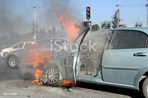 istock Car Accident  - XLarge 182743361