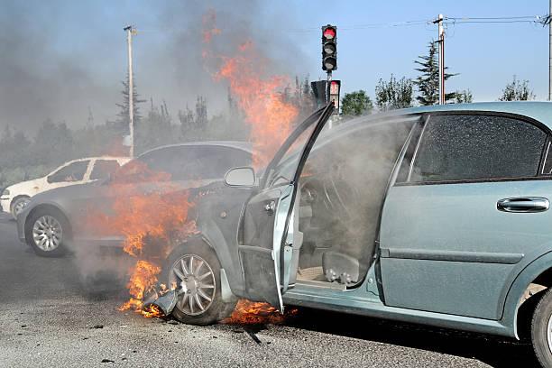 Car Accident  - XLarge stock photo