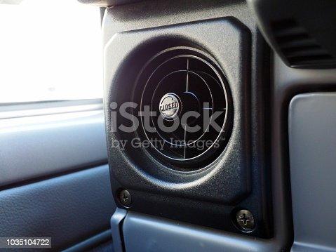 istock car air conditioner 1035104722