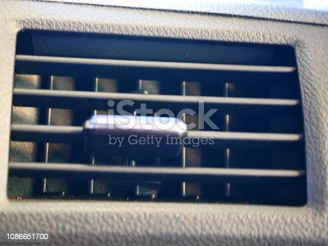 istock Car Air Conditioner 1086651700