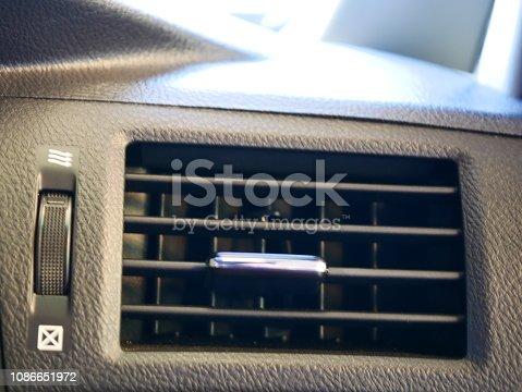 istock Car Air Conditioner 1086651972