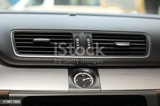 istock Car Air Conditioner 479817650