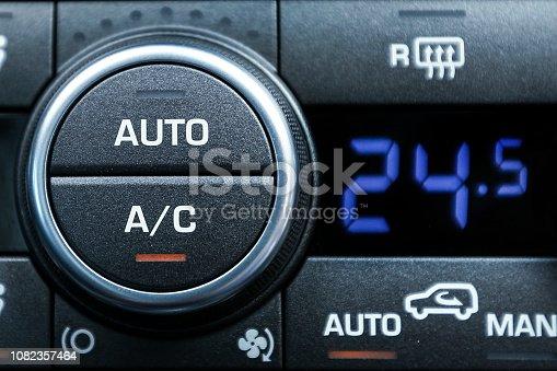 istock Car air conditioning 1082357464