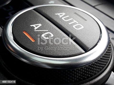 istock Car air conditioning 466150416