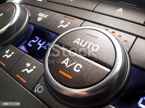 istock Car air conditioning 466151248