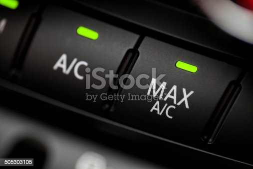 istock Car air conditioning 505303105