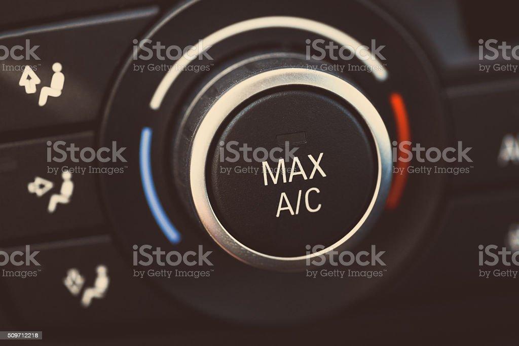 Auto Klimaanlage Lizenzfreies stock-foto