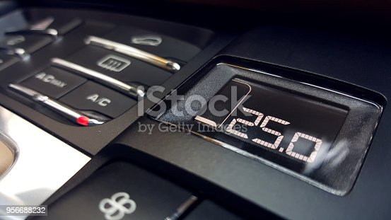 istock Car air conditioning 956688232