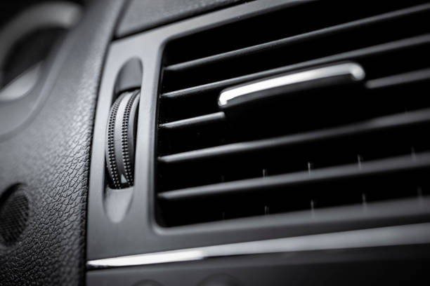 Ventilation de la climatisation de voiture - Photo