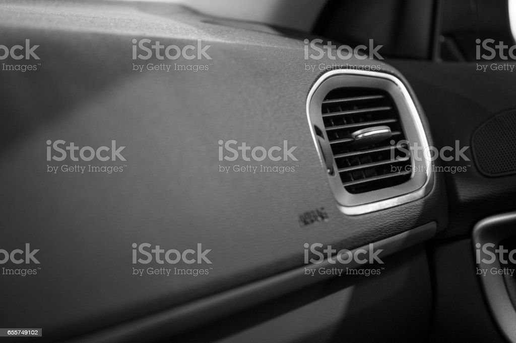 Refrogerador de ar do carro - foto de acervo