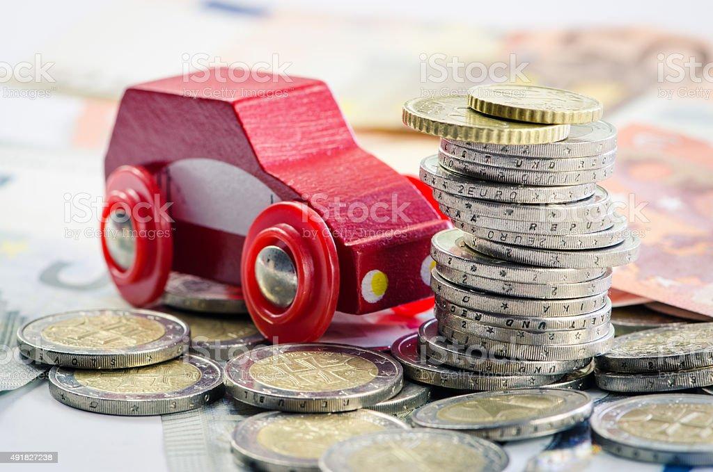 Auto und Geld – Foto