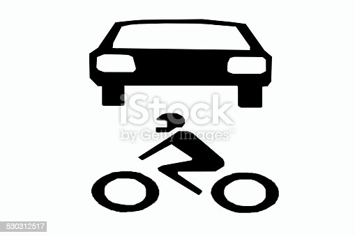istock car and motor symbol 530312517
