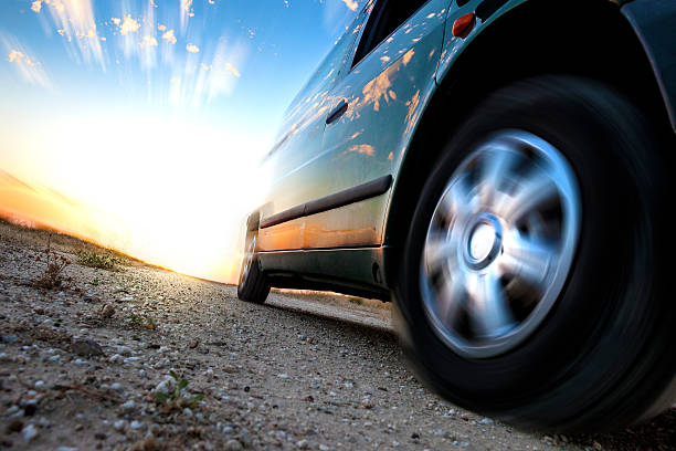 car and speed. - land vehicle stock photos and pictures