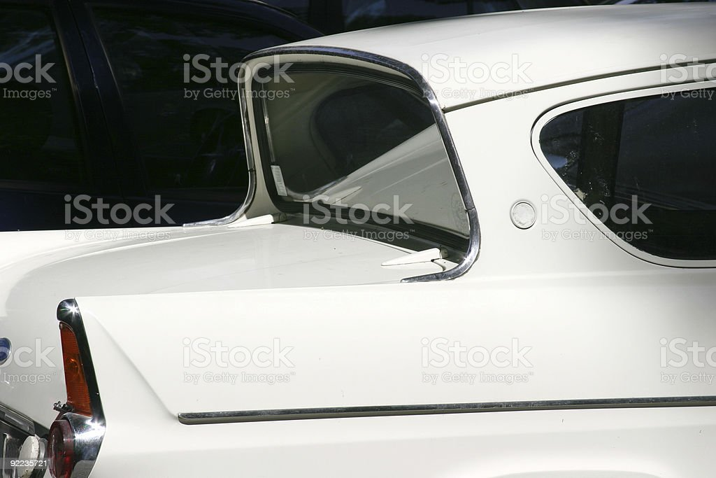 car Back window royalty-free stock photo