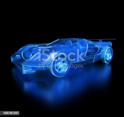 [color=red]3d Car Blueprint-with clipping path[color]