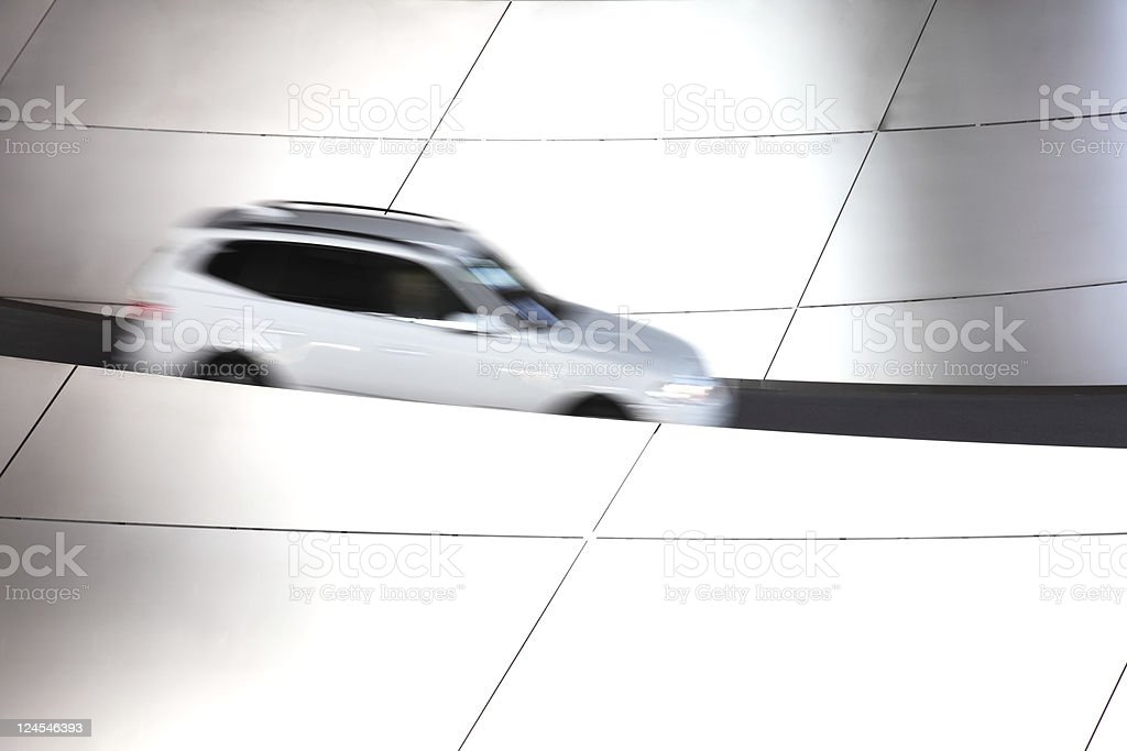 car blur motion royalty-free stock photo
