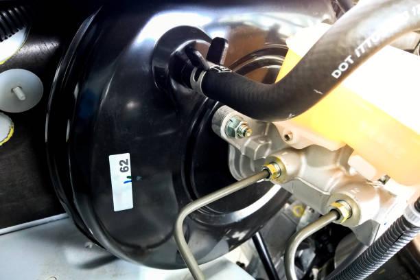 汽車制動助推器 - 剎車制 個照片及圖片檔