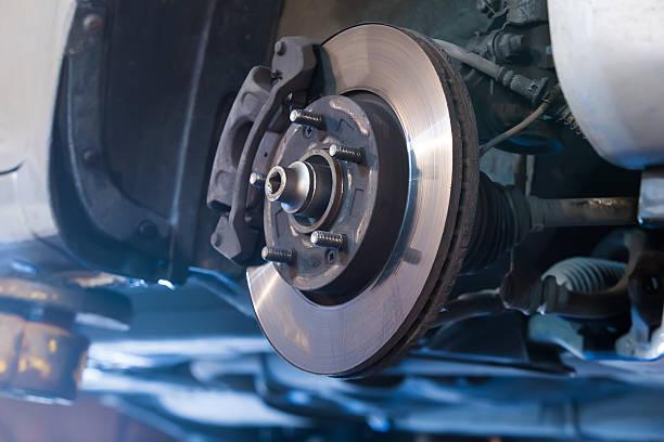 car brake disc - 剎車制 個照片及圖片檔