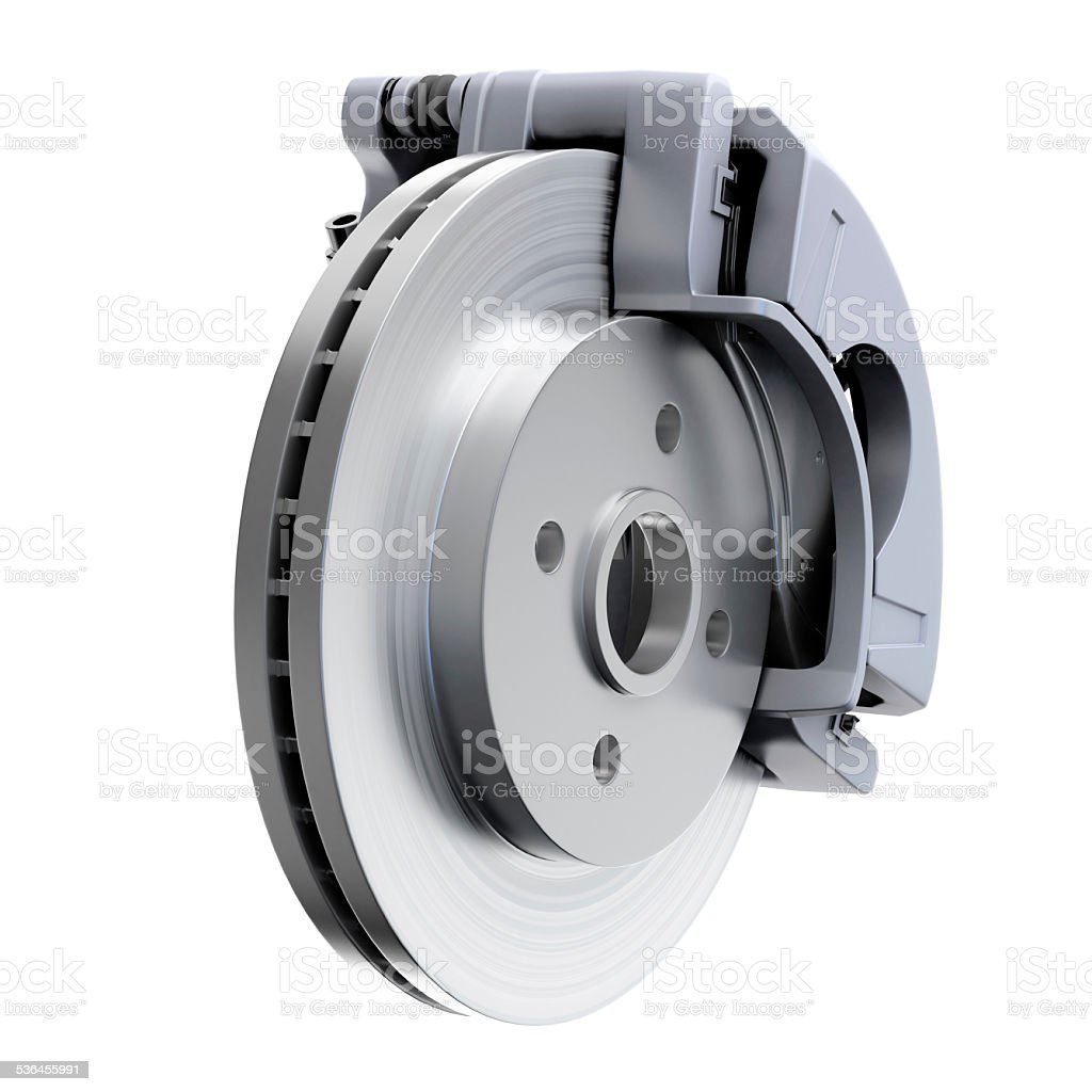 Car Brake stock photo