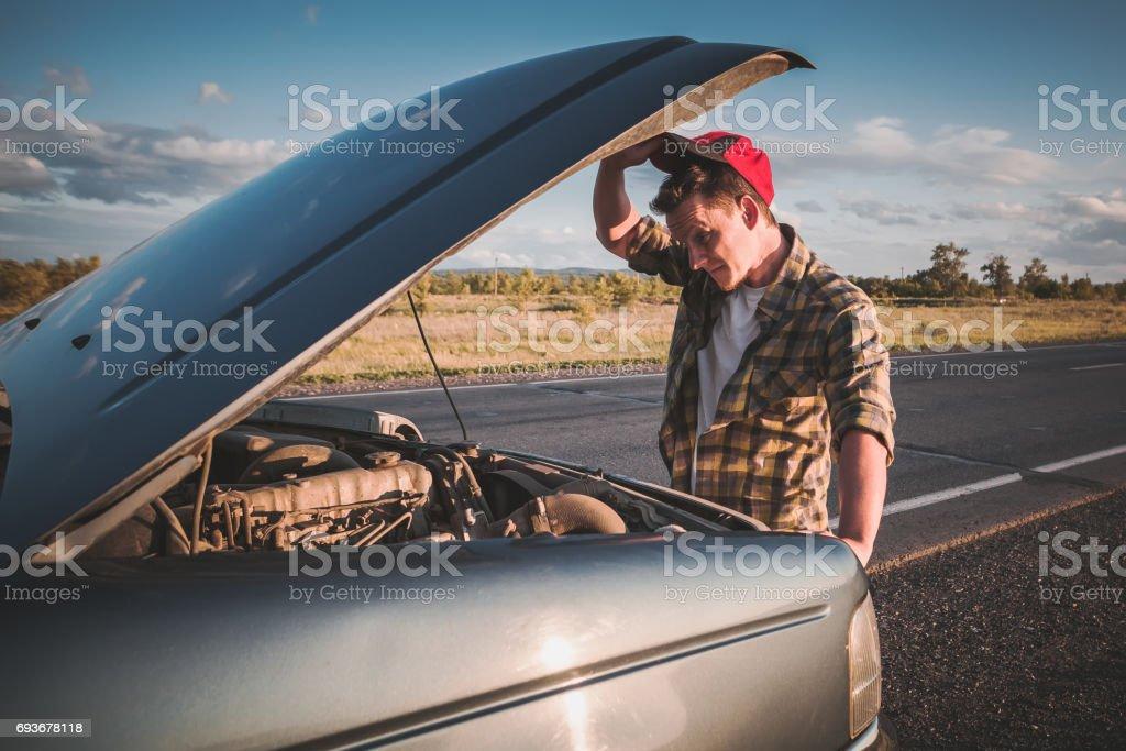 auto afbraak foto
