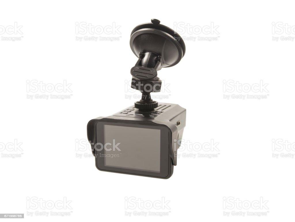 car camcorder. stock photo