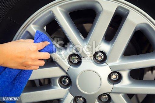 istock Car care concept 625267862