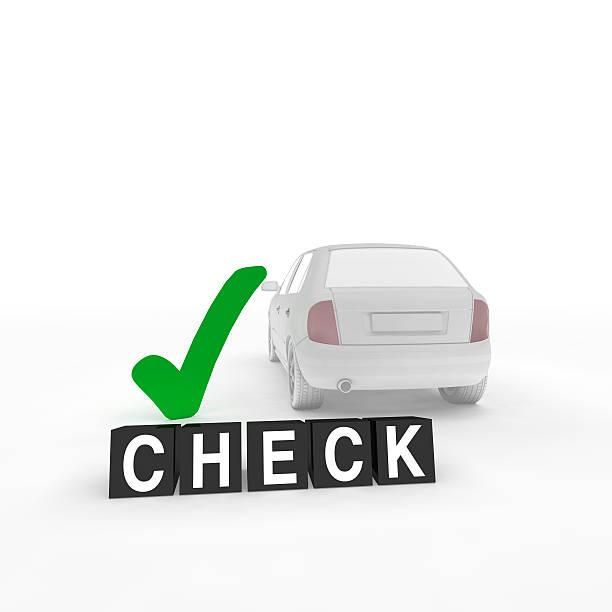 Auto check - – Foto