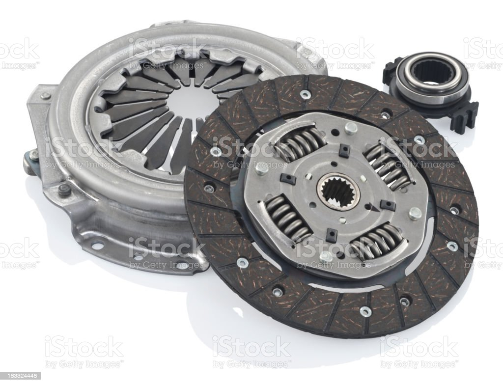 Car Clutch Kit royalty-free stock photo