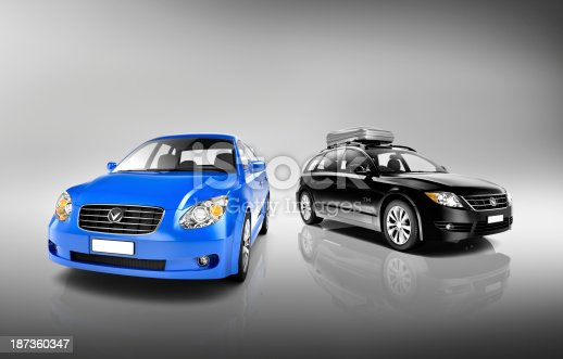 istock Car Collection 187360347