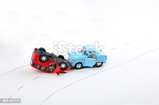 1047083324istockphoto Car crash accident 808164772