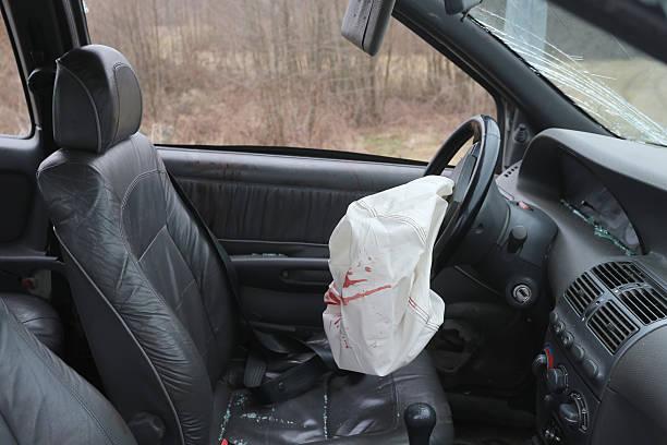 Autounfall air Tasche – Foto