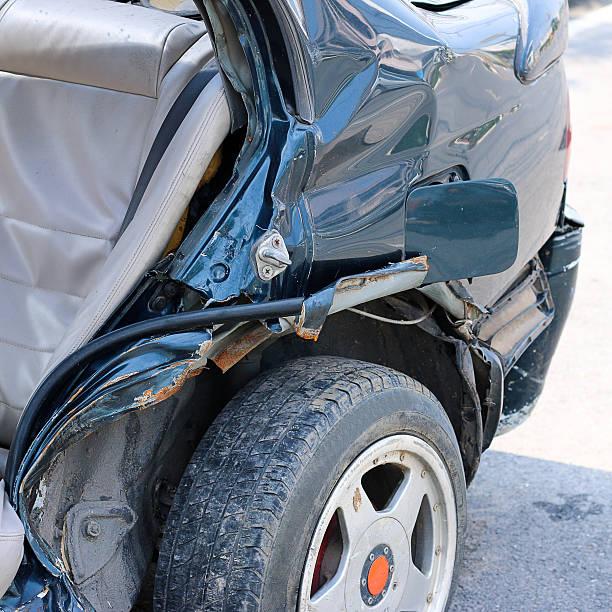Autounfall, Versicherung – Foto