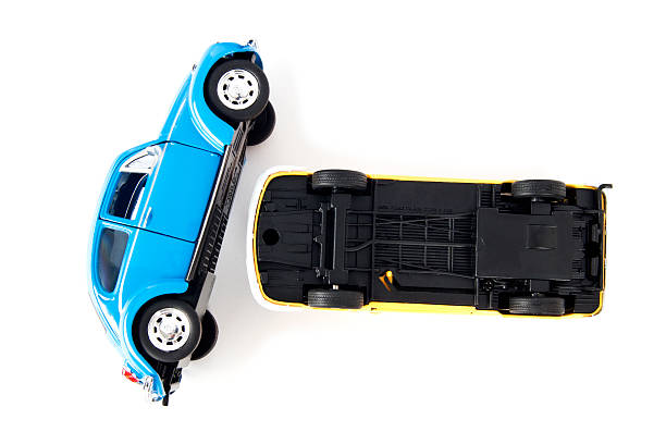 Royalty Free Toy Car Crash Pictures Images And Stock Photos Istock