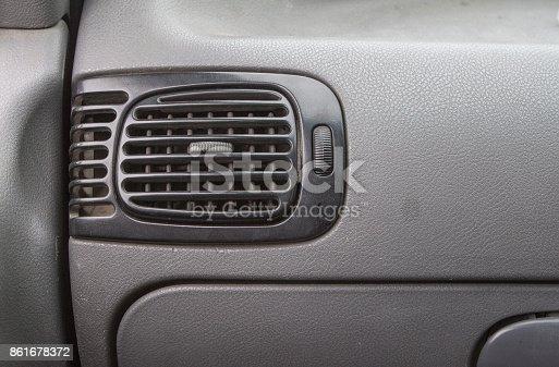 970100874 istock photo Car Dashboard 861678372