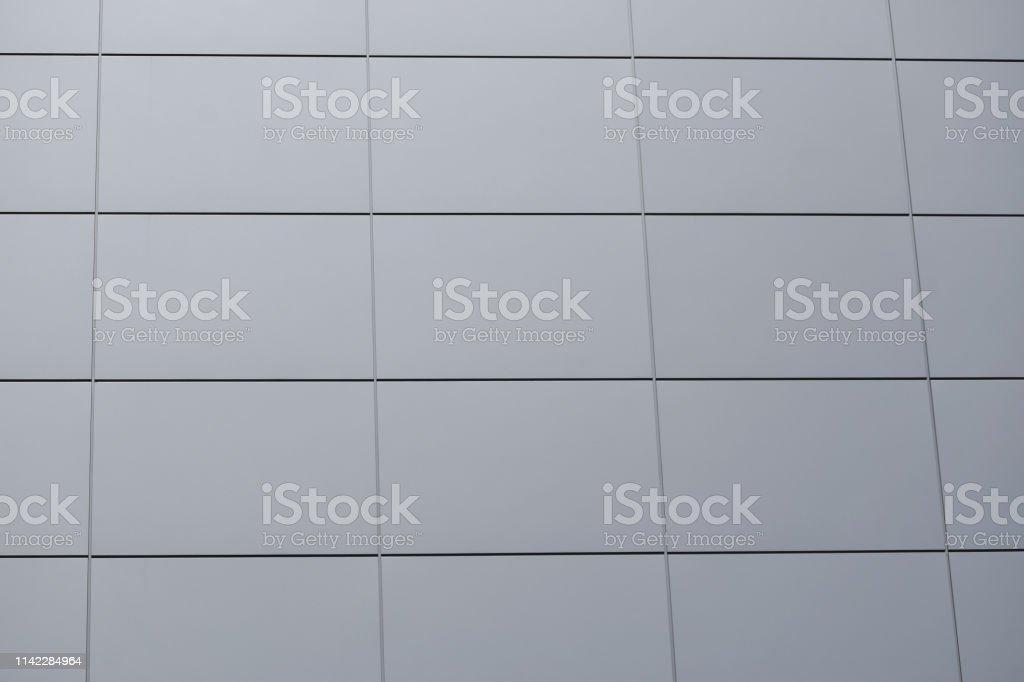 Car Dealership Exterior Facade stock photo