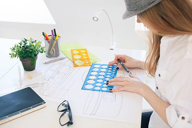 car designer - produktdesigner stock-fotos und bilder