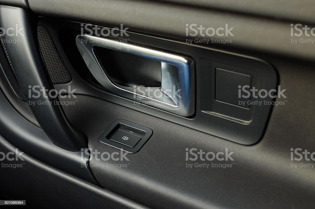 Car door handle mit Fenster Kontrolle