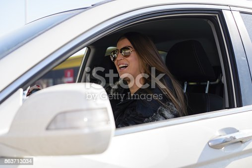 607592606istockphoto Car driving and fun 863713034