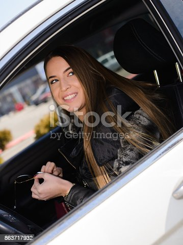 607592606istockphoto Car driving and fun 863717932