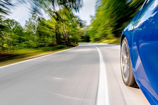 Fahren ein Auto – Foto