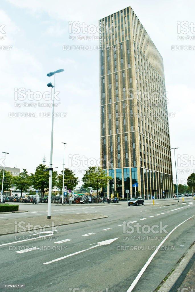 過去のオランダアイントホーフェン駅近く学生ホテル アイントホー ...