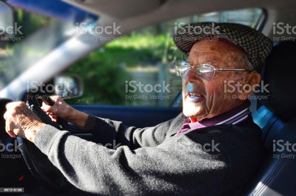 Car Driving – Foto