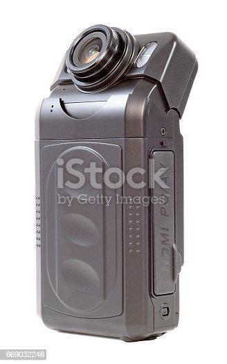 istock car DVR lens top 669032246