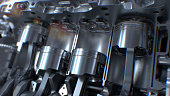 istock Car Engine inside 1158672774