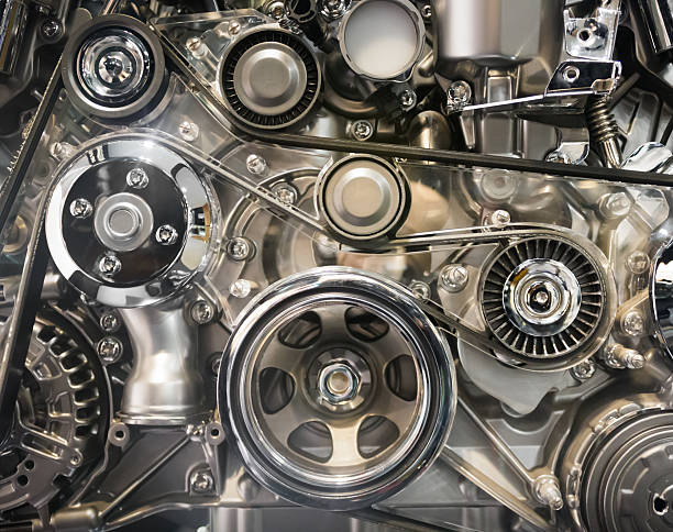 Car engine part Car engine parts ball bearing stock pictures, royalty-free photos & images