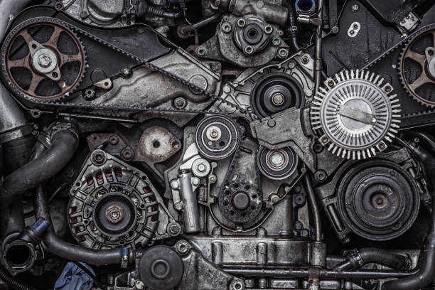 Car Engine Car Engine engine stock pictures, royalty-free photos & images